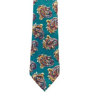 Vintage Chaps Ralph Lauren Paisley Tie